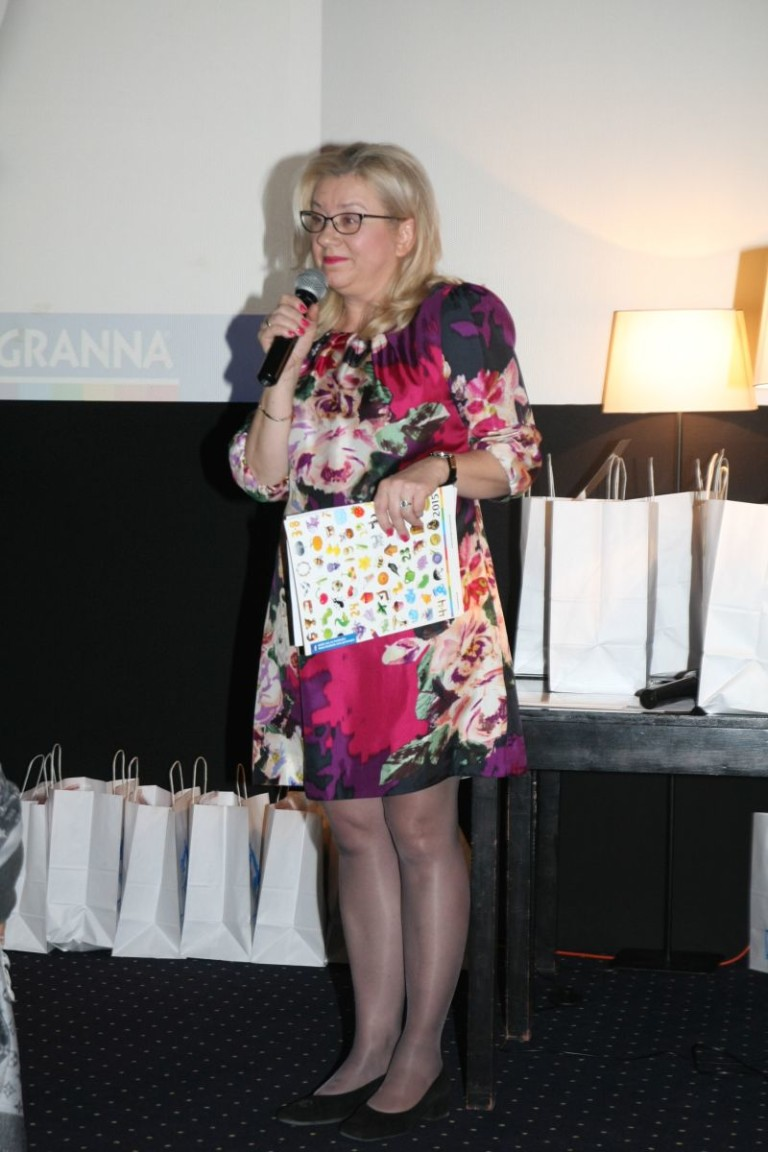 Pani Bożena Michalska