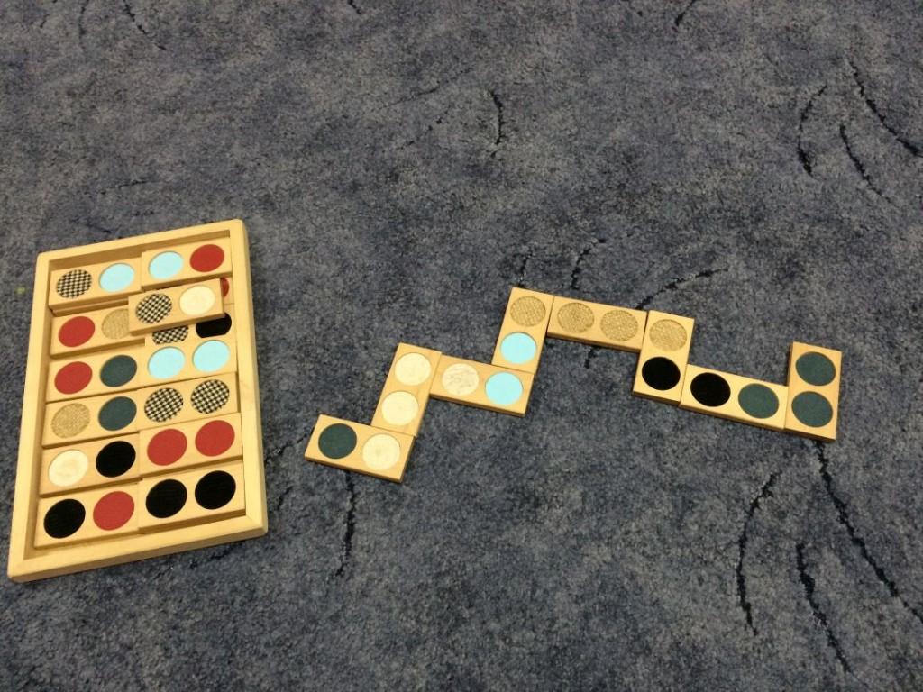 domino dotykowe